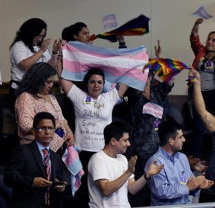 [VIDEO] Las frases que marcaron la votación de la ley de Identidad de Género en el Senado