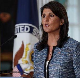 EE.UU. convoca reunión sobre Nicaragua en el Consejo de Seguridad de la ONU