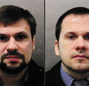 Reino Unido lanza orden de detención de dos ciudadanos rusos por ex espía envenenado
