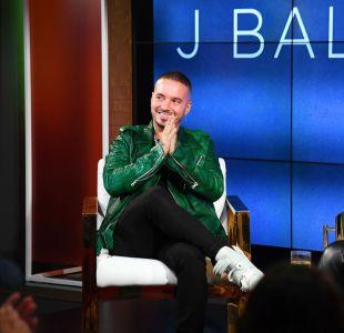 J Balvin revela imagen del recuerdo con el peor look de su carrera musical