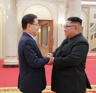Las dos Coreas agendan una nueva cumbre en Pyongyang