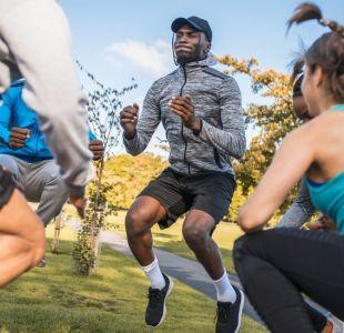 3 gráficos para entender cuánto ejercicio se hace en el mundo (y cuánto deberías hacer tú)