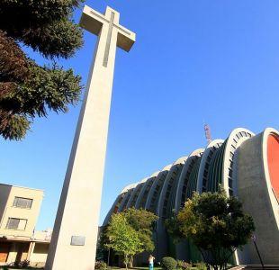 Renunciado obispo de Chillán: Me reservo el derecho a denunciar a los que me han denunciado
