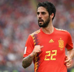 [VIDEO] El tenso momento entre seleccionado español y un periodista en plena conferencia