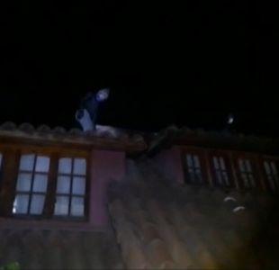 [VIDEO] Vecinos acorralan a ladrones