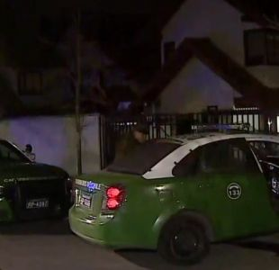[VIDEO] Familia fue maniatada con cinturones durante asalto a vivienda en Las Condes