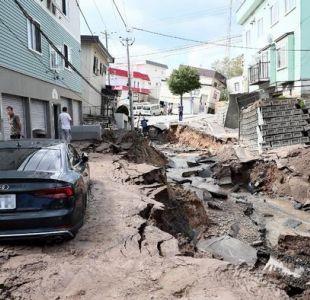 Muertos por sismo en Japón ascienden a 16