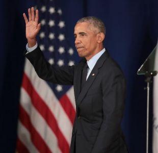 """Barack Obama: """" La más grande amenaza para nuestra democracia, no es Trump. Es la indiferencia"""""""