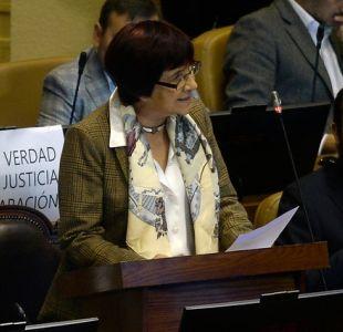 Cámara de Diputados desestimó acusación constitucional de la UDI contra Carmen Hertz