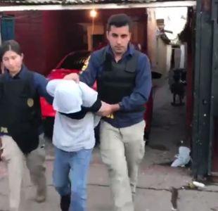 Niños involucrados en graves delitos