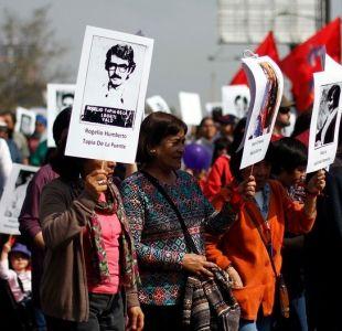Romería por detenidos desaparecidos: Éstos son los desvíos de tránsito para Santiago