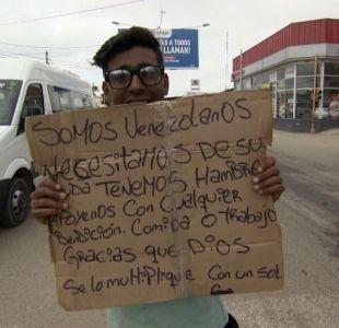 [VIDEO] El éxodo venezolano hacia Perú