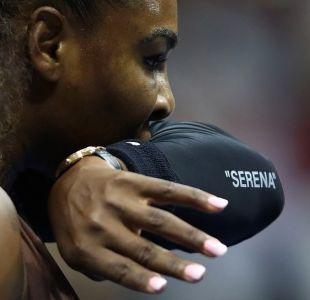 US Open: WTA rechaza multa que recibió Serena Williams tras su polémico comportamiento en la final