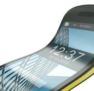 Qué son los celulares flexibles y por qué los gigantes de la telefonía compiten por ellos