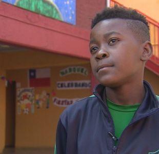 [VIDEO] La historia del pequeño bailarín de cueca haitiano