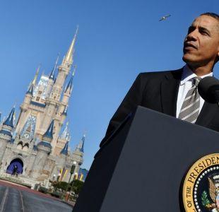 El día que Barack Obama fue expulsado de Disneyworld