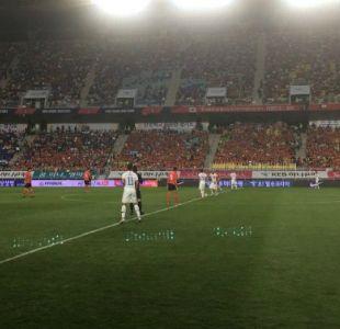[Minuto a Minuto] Chile ya enfrenta a Corea del Sur en partido amistoso en Suwon