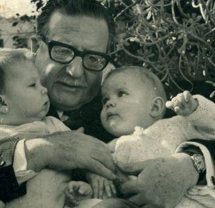 La de mi abuelo no es una historia de odio: Marcia Tambutti, la nieta de Salvador Allende