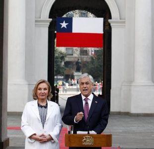 11 de septiembre: Piñera solidariza con familiares de víctimas y llama a una segunda transición
