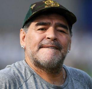 Operaron a Diego Maradona de hernia abdominal