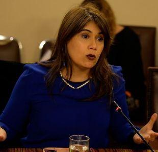 Javiera Blanco renuncia al Consejo de Defensa del Estado
