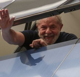 Lula da Silva renuncia a candidatura presidencial en Brasil y nombra a sustituto
