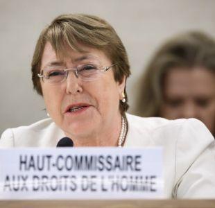 China llama a Bachelet a que respete su soberanía tras comentarios sobre Xinjiang