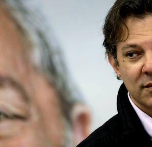¿Podrá Haddad heredar los votos de Lula y derrotar al candidato de ultraderecha Jair Bolsonaro?