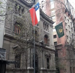 PS critica al Tribunal Constitucional por tener izada la bandera chilena durante el 11 de septiembre