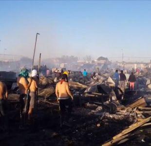 [VIDEO] El drama de los sin hogar en Calama
