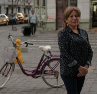 [VIDEO] #Héroes: La chilena de las bicicletas