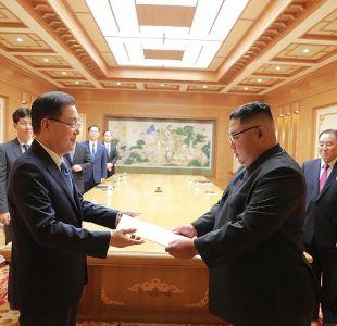 Corea del Sur y Corea del Norte abrirán una oficina conjunta para mejorar relaciones