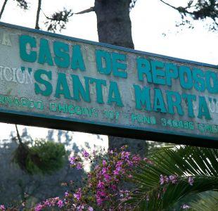 Chiguayante: hogar de ancianos donde fallecieron diez mujeres no contaba normativa contra incendios