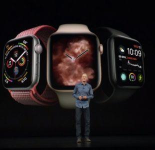 f303c191268f Apple Watch 4  El reloj inteligente incluye un electrocardiograma por  primera vez