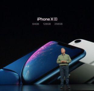 No tan barato: Apple presenta el nuevo iPhone XR