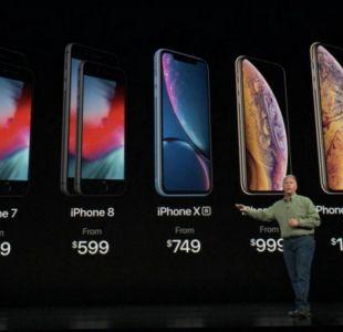 Precios iPhone 2018