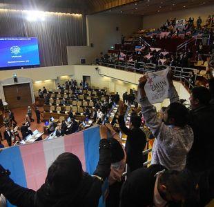 Ley de Identidad de Género: la lista de los diputados que votaron a favor y en contra