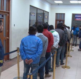 [VIDEO] Comienzan expulsiones por ingreso ilegal al país