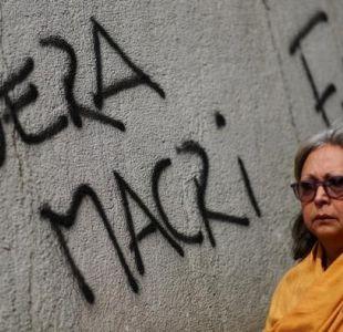 Marchas y ollas populares paralizaron Buenos Aires para pedir fin del ajuste