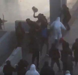 Piñera califica de indignante ataque a Carabineros en las afueras del Liceo de Aplicación