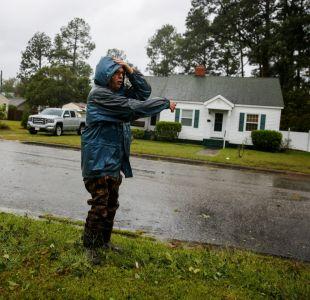 [EN VIVO] Huracán Florence comienza a azotar la costa este de EE.UU