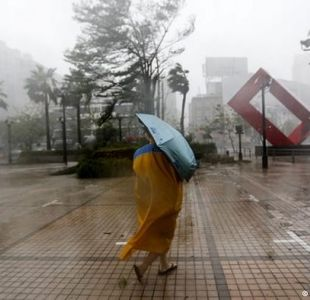 Filipinas eleva la alerta por el tifón Mangkhut de categoría 5