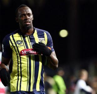 DT campeón mundial de fútbol dice en qué posición debería jugar Usain Bolt
