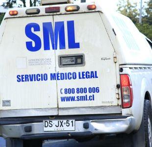 Hallan cadáver de niño de 4 años durante combate de incendio en Renca