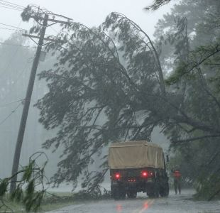 Florence se debilita pero deja 13 muertos y la amenaza de inundaciones en EE.UU.