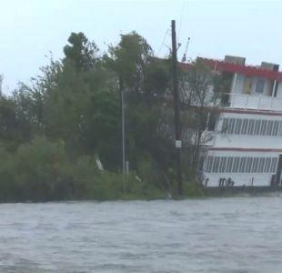 [VIDEO] Huracán Florence: 5 muertos e inundaciones catastróficas