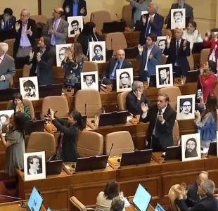 [VIDEO] Cámara rechaza acusación contra jueces