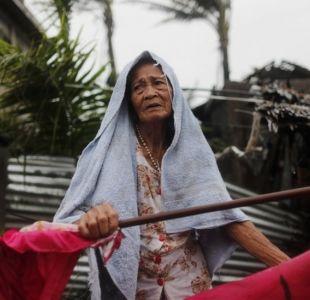 Supertifón Mangkhut: la destrucción del ciclón más fuerte del año tras tocar tierra en Filipinas