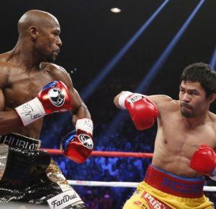 [VIDEO] La pelea del siglo II: Mayweather confirma que se enfrentará a Pacquiao en diciembre