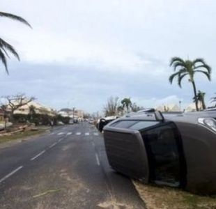 Florence, Mangkhut... ¿cuál es la diferencia entre huracanes, tifones y ciclones?
